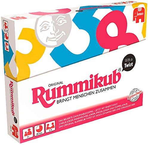 Jumbo Original Rummikub Twist a Twist