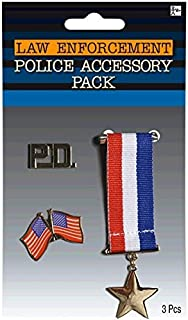 Amscan Police Accessory Pack - Fun Costume