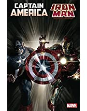 Captain America/Iron Man (2021-) #1 (of 5) (English Edition)
