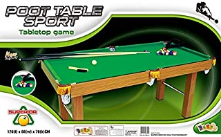 The famous Billiard For Children by Best Toy