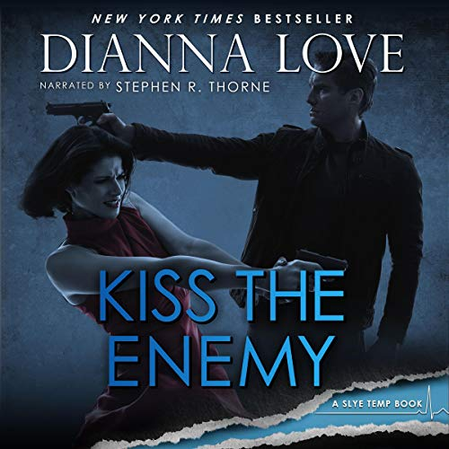 Couverture de Kiss the Enemy