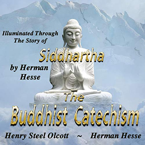 The Buddhist Catechism  audiobook cover art