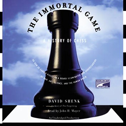 The Immortal Game cover art