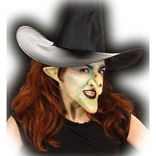 - Halloween Make Up Für Eine Hexe