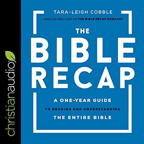 The Bible Recap cover art