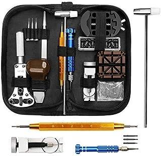 Kit de réparation de surveillance, ensemble d'outils de barreaux à ressort professionnels, montrez la batterie Tool de rem...