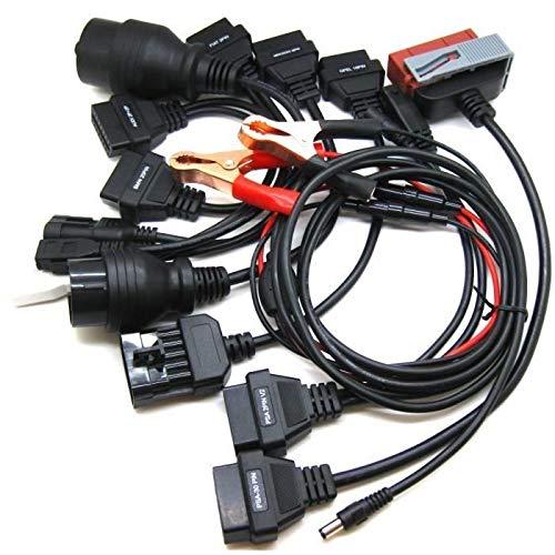 MISTER DIAGNOSTIC OBD OBD2 OBDII Adapter Kabel Pro Kfz Diagnose