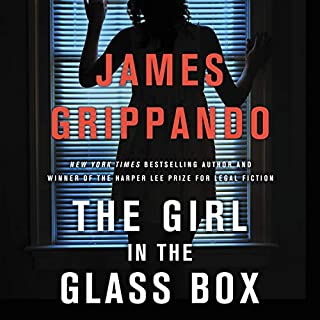 The Girl in the Glass Box cover art