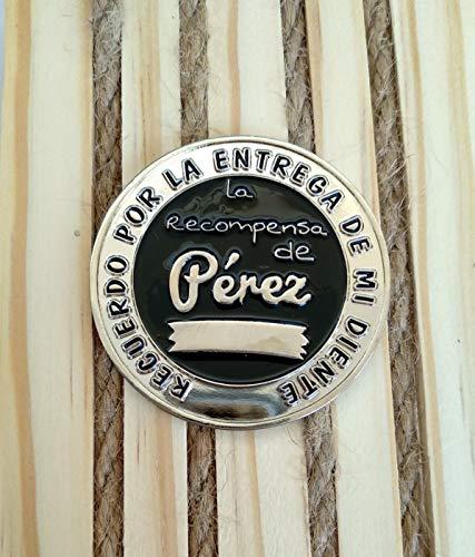 Moneda del ratón Perez (Plateado)