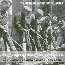 american saxophone quartet