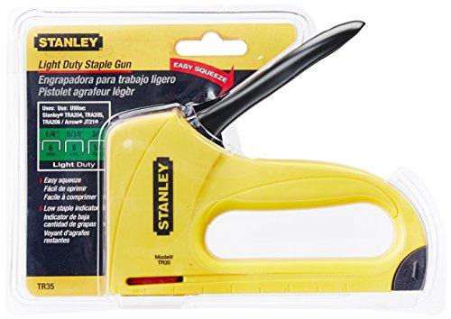 Stanley Tr35 Light Duty Abs Stapler
