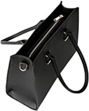 FRCOLOR 1pc Business Tote Bag PU Leather Handbag Briefcase Laptop Bag for Women Lady