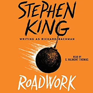 Roadwork audiobook cover art