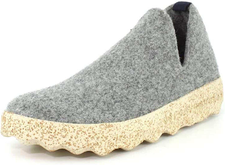 ASPORTUGUESASA018003 - City Tweed Slip aufziehen Damen, Grau (Beton), (Beton), 38 M EU  erstaunliche colorways