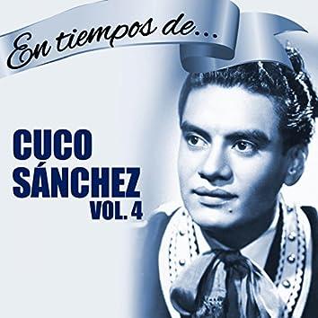 En Tiempos de..Cuco Sánchez (Vol. 4)