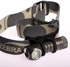 Zebralight H502 L2 AA Flood Headlamp