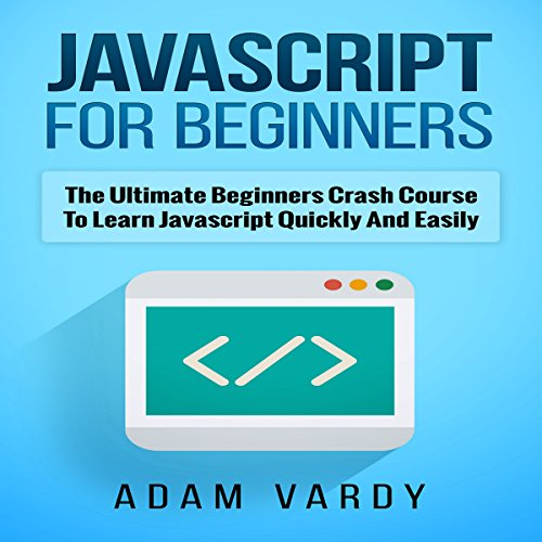 Javascript for Beginners cover art