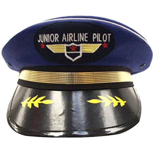 Junior Airline Pilot Child Cap - http://coolthings.us