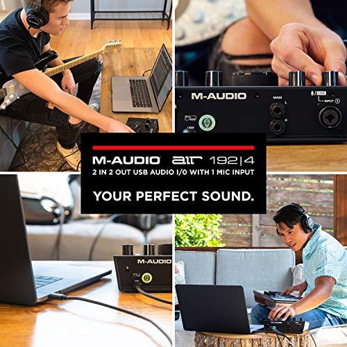 M-Audio AIR 192|4,...