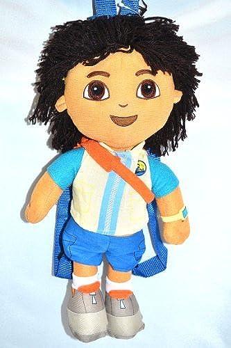 Diego Full Taille Plush sac à dos by Go Diego Go