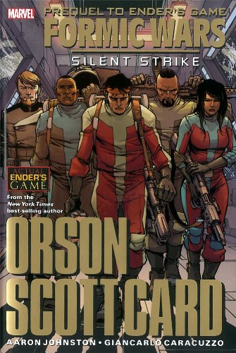 Formic Wars: Silent Strike (Ender's Game)