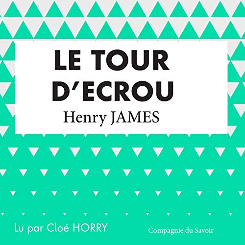 Le tour d'écrou cover art