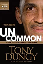 tony dungy book uncommon