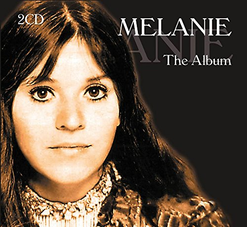 Melanie - The Album 2CD (Ruby Tuesday, Nickel Song, Beautiful People) Black Line