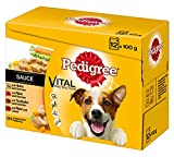 Pedigree Hundefutter in Sauce, 48 Beutel (4 x 12 x 100 g) - 5