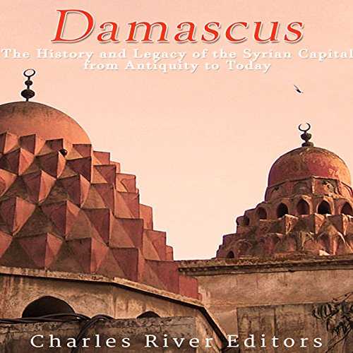 Damascus cover art