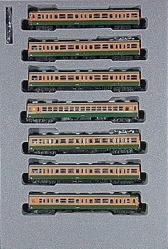barato Series 111-0 Shonan Color Color Color (Basic 7-Car Set) (Model Train) (japan import)  garantizado