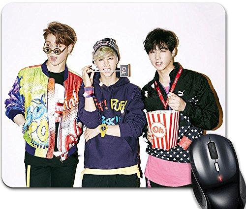 CTP-Alfombrilla De ratón, diseño De K-pop GOT7 Yugyeom Mark & JB Just Right...