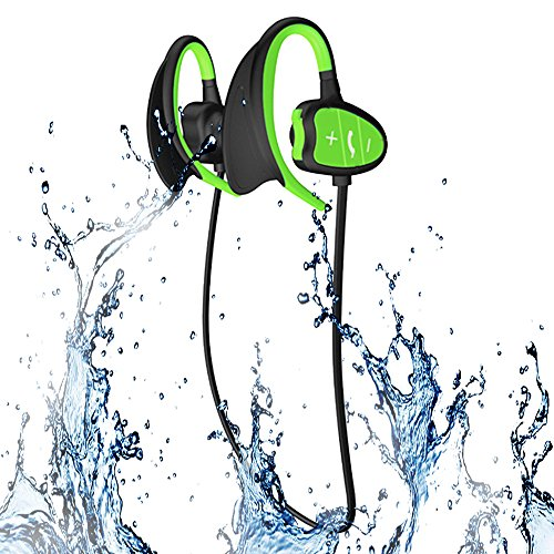 HD Shark IPX8 Auriculares Bluetooth Deportivos Profesionales...