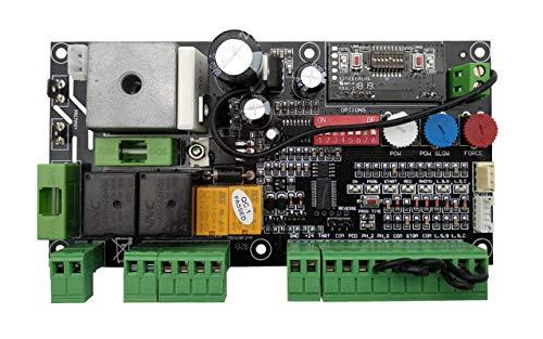Cuadro de Maniobra de Corredera para Puertas Automática compatible con BFT Deimos BT A Hamal 24V