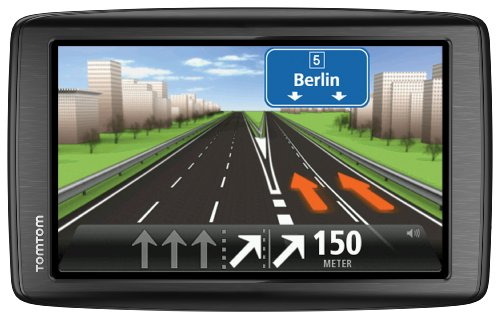 TomTom Start 60 M Europe Traffic inkl. FREE Lifetime Maps, 15 cm (6 Zoll) Display, 45 Länder, TMC, Fahrspur- und Parkassistent, IQ Routes, Map Share Community