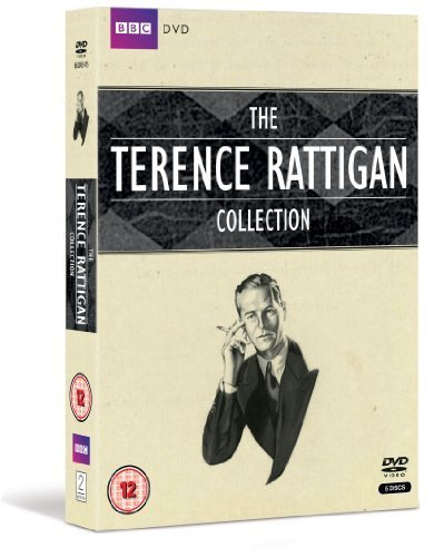 Terence Rattigan Collection - 5-DVD Box Set ( Heart to Heart / A Touch of Venus / Separate Tables / French Without Tears / The Winslow Boy / The Browning Versio [ UK Import ]