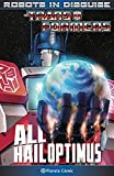 Transformers Robots in Disguise nº 05/05 (Independientes USA)