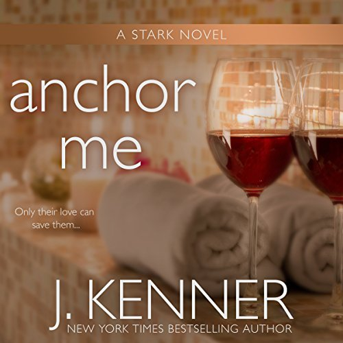 Anchor Me audiobook cover art