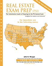 Real Estate Exam Prep (PSI): The Authoritative Guide to Preparing for the PSI General Exam (On-the-Test: Real Estate Series)