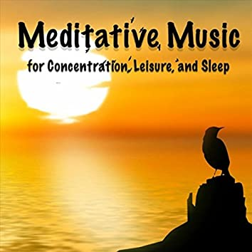 Meditative Music for Concentration, Leisure, and Sleep