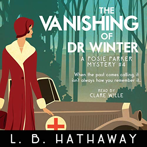 The Vanishing of Dr Winter  By  cover art