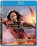 Los Juegos Del Hambre: En Llamas Blu-Ray [Blu-ray]