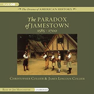 The Paradox of Jamestown cover art