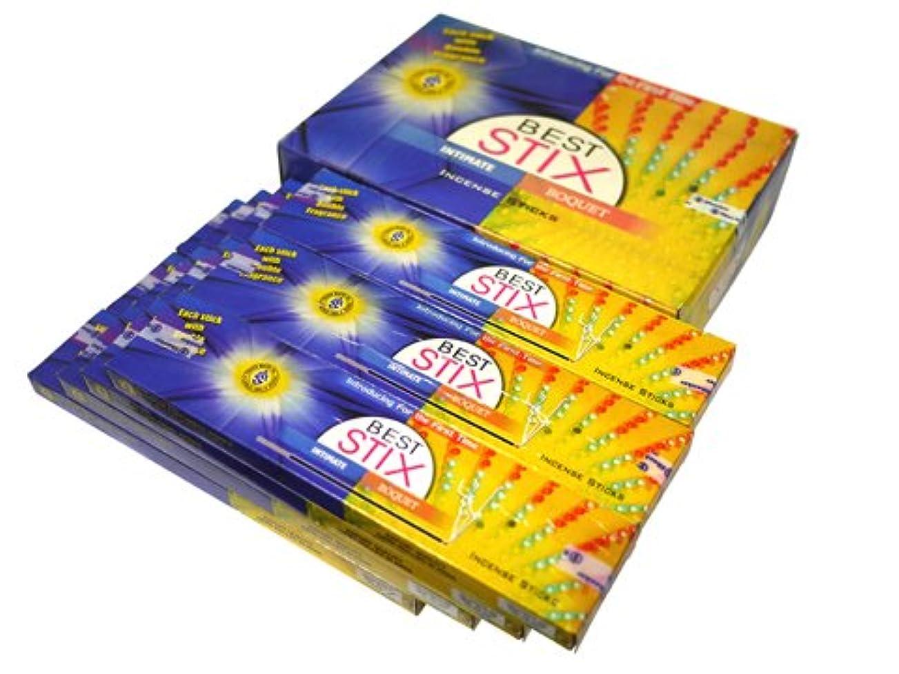 トークンアーサーコナンドイル受取人SHANKAR'S(シャンカーズ) ベストスティックス香 スティック BEST STIX 12箱セット