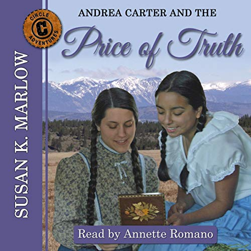 Andrea Carter and the Price of Truth cover art
