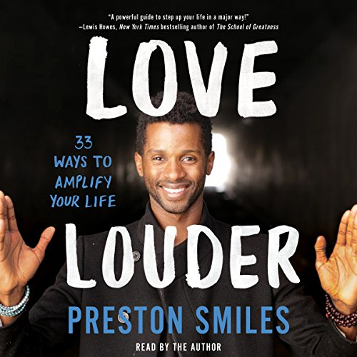 Love Louder audiobook cover art