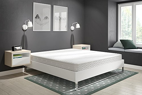 "Signature Sleep 8"" Coil Mattress, King, White"