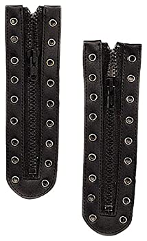 Rothco Zipper Boot Laces Black