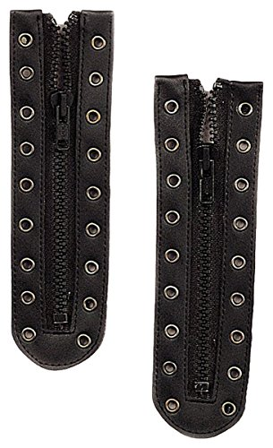 Rothco Zipper Boot Laces, Black