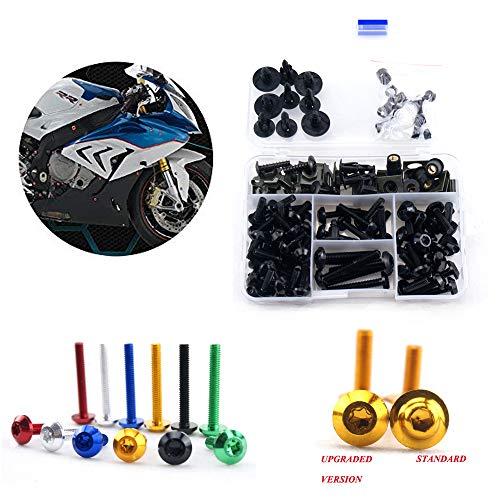 Complete Fairing Bolt Screws Kit for Suzuki GSX-R 600/750 K1 2001 2002 2003